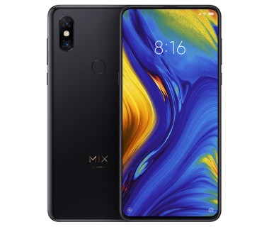 Xiaomi Mi Mix 3 6GB/128GB (Ελληνικα Menu Global Version) Black