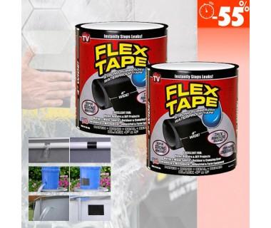 Αδιάβροχη Μονωτική Ταινία - Flex Tape Σετ 2 τεμαχίων