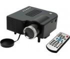 Φορητός Βιντεοπροβολέας Led HD με Θύρα HDMI