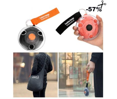 Τσάντα για ψώνια που διπλώνει σε ρολό
