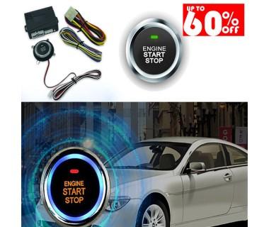 Σύστημα Έξυπνης Εκκίνησης του Κινητήρα - Mπουτόν Εκκίνησης Αυτοκινήτου