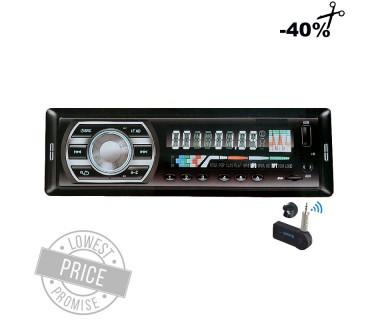 Ράδιο αυτοκινήτου + δέκτης bluetooth