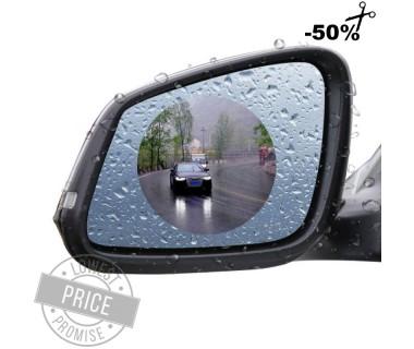 Αδιάβροχη Μεμβράνη για τους καθρέφτες του αυτοκινήτου