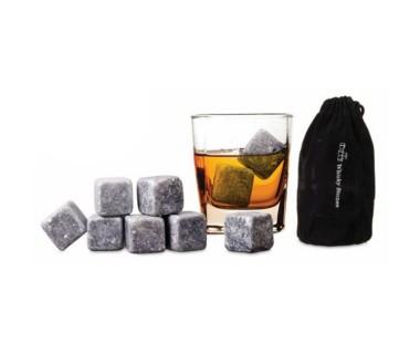 Παγάκια whisky stones που δεν λιώνουν ποτέ (Σέτ 9 τεμαχίων)