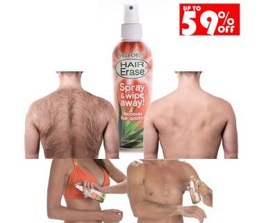 Σπρει αποτρίχωσης Velform hair erase