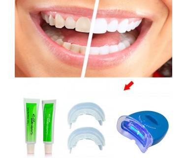 Πλήρες σύστημα λεύκανσης δοντιών