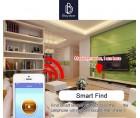 Έξυπνο πορτοφόλι Bluetooth
