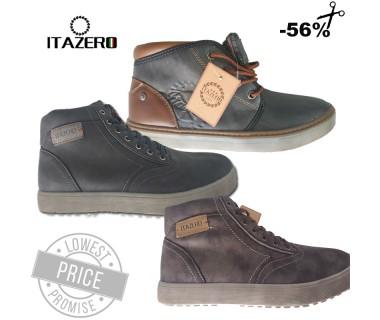 Παπούτσι μποτάκι Itazero (3 σχέδια)
