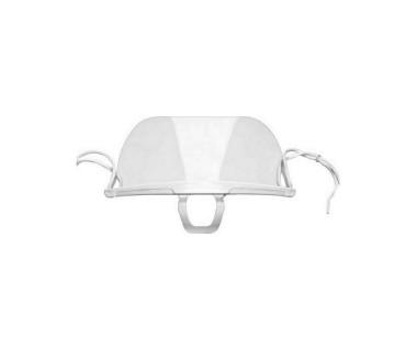 Διάφανη πλαστική προσωπίδα προστασίας (10 ΤΕΜΑΧΙΑ)