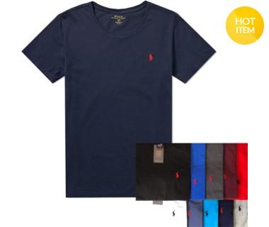 RL Polo Ανδρική Κοντομάνικη Μπλούζα T-Shirt