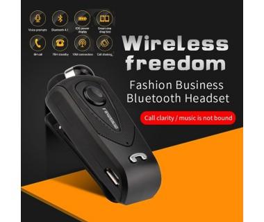 Ακουστικό Bluetooth Σύνδεσης με 2 Κινητά