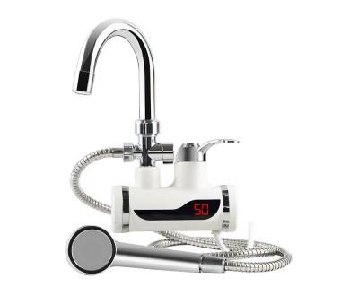 Ταχυθερμαντήρας για βρύση & ντους