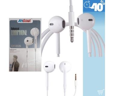 Στερεοφωνικά ακουστικά handsfree