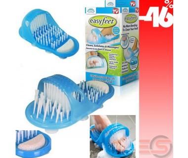 Παντόφλα καθαρισμού-μασάζ Easy Feet (1+1 ΔΏΡΟ)
